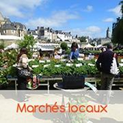 Marchés locaux Atelier des Bons Plants caden producteur de plants et semences bio