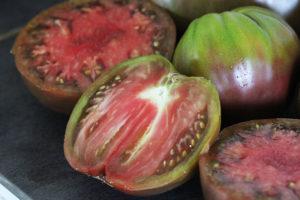 Tomate Bio Cœur de bœuf noire