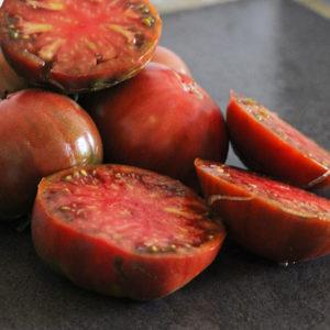 Tomate Bio noire de Crimée