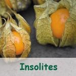 Fruits et légumes insolites